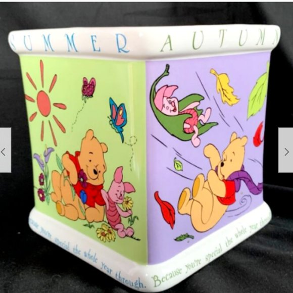 FTD Inc. Other - FTD Inc. Winnie The Pooh Seasons Vase Collector